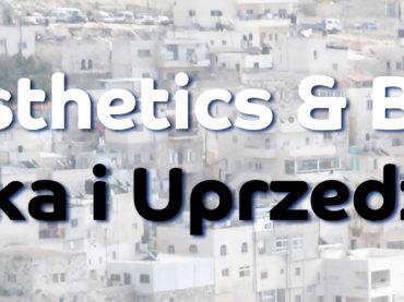 Aesthetics & Bias / Sztuka i Uprzedzenia
