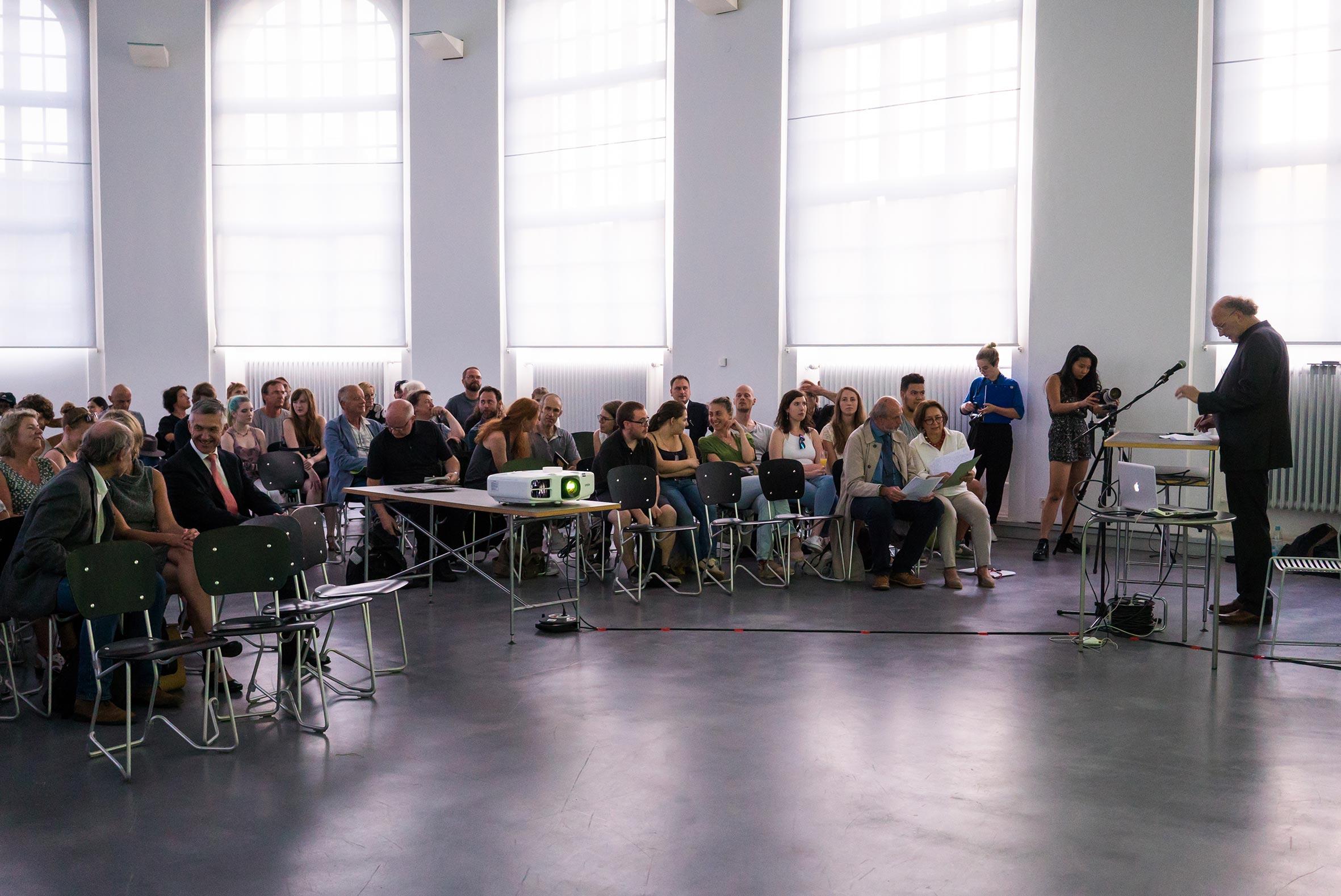 Spotkanie w Hochschule Trier