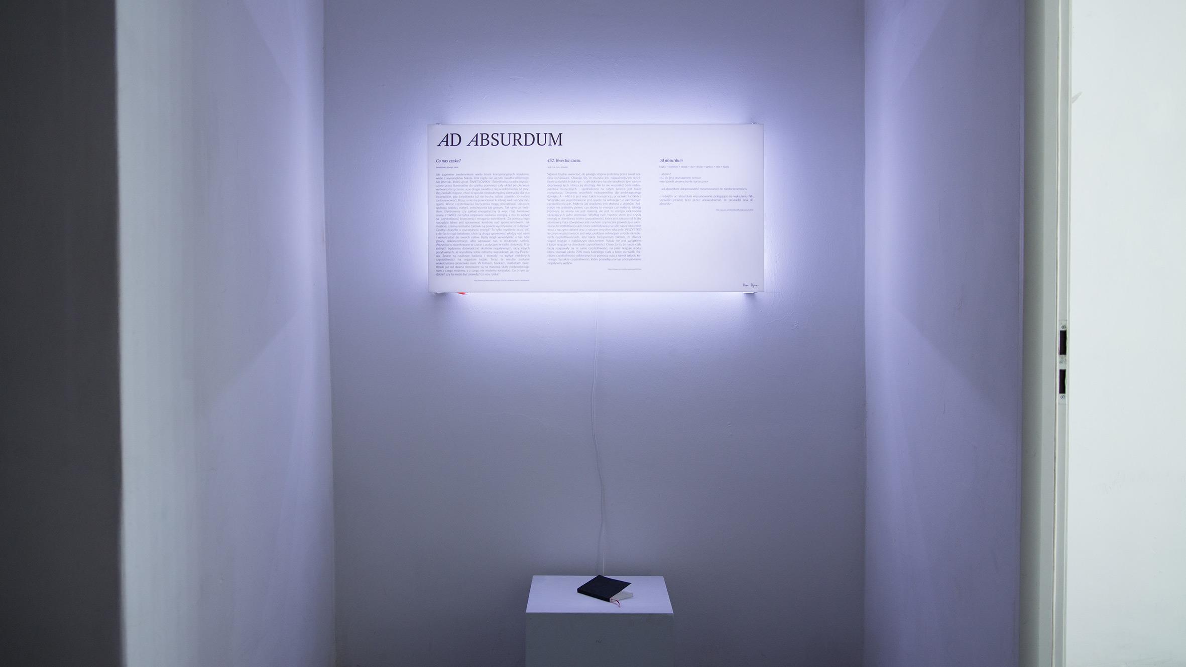 Instalacja Ad Absurdum