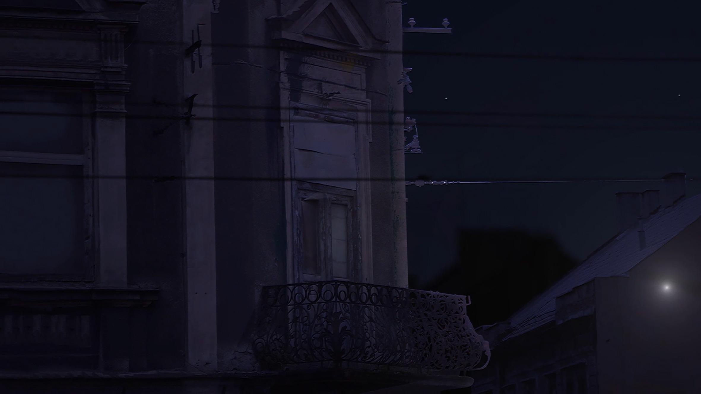 Kadry z animacji Wanderlust