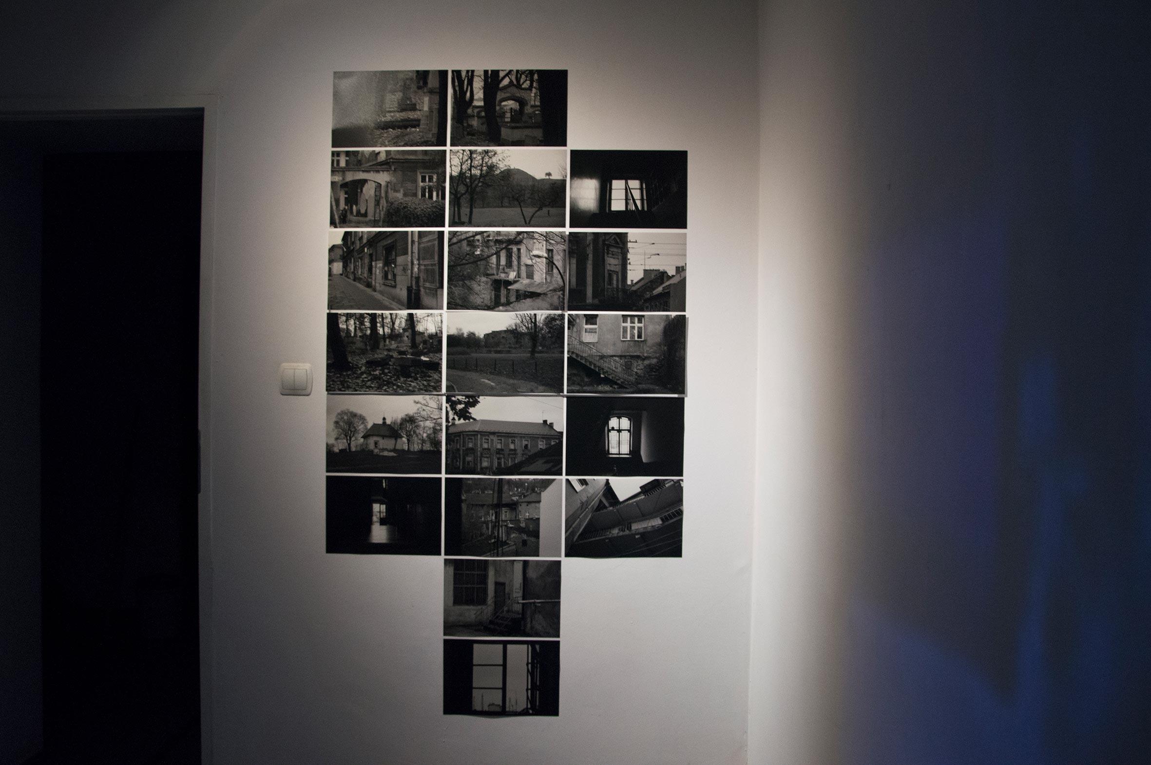 fotografie Podgórza - lokacje użyte w animacji