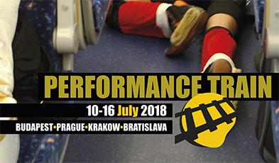 TransArt Communication | Performance Train