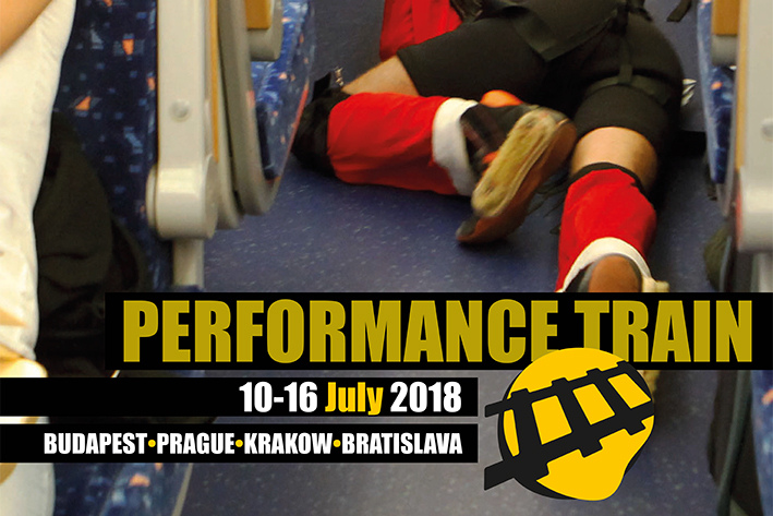 TransArt Communication | Performance Train