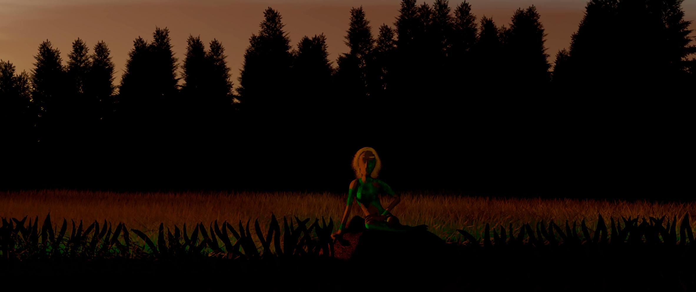 Kadry z filmu animowanego